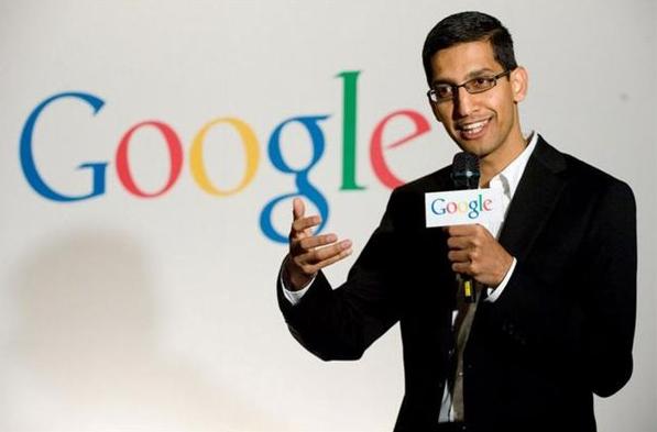 谷歌CEO皮查伊:云服务将是公司2017年投资重点